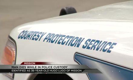 Mission Man Dies in Police Custody