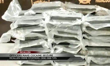 McAllen Police Make Drug Bust During Traffic Stop