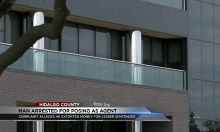 Man Arrested for Impersonating an Agent