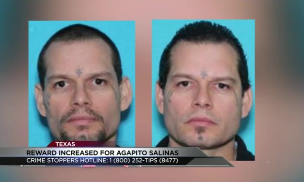 Reward Raised for Texas Most Wanted Fugitive