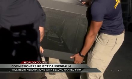 Hidalgo County Commissioners reject Dannenbaum amid Controversy