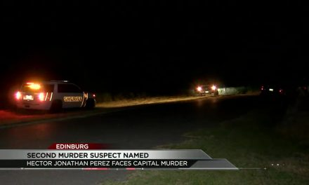 Second Suspect in Rural Edinburg Murder Arrested