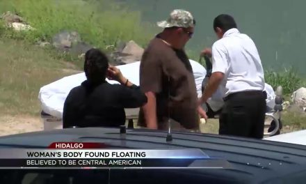 Woman's Body Found Floating in Hidalgo