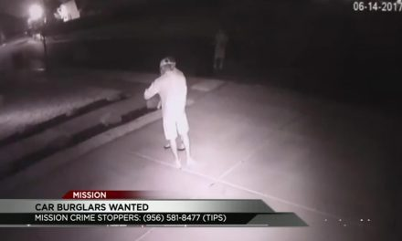 Search is on for three car burglars in Mission