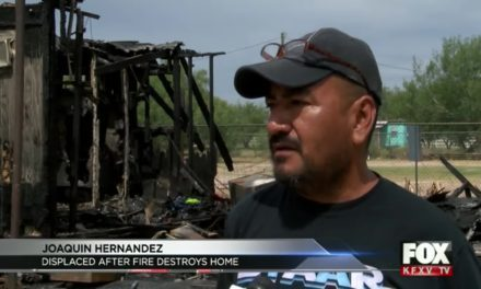 Fire claims family's home in rural Mission