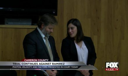 Update: Trial against Taylor Nicole Ramirez focused on what caused collision