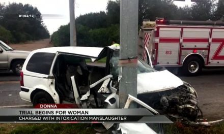 Trial for Donna woman charged in deadly crash begins