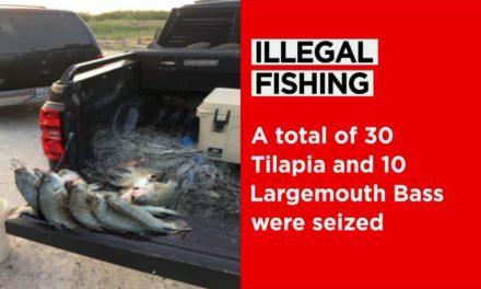 Fishing Thieves Caught