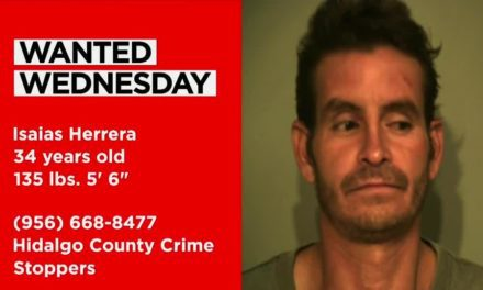 Hidalgo County Sheriffs are looking for a man accused of aggravated sexual assault of a child