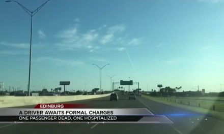 One person is dead and another hospitalized after an early morning accident in Edinburg