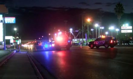 Man Hospitalized After Being Run Over