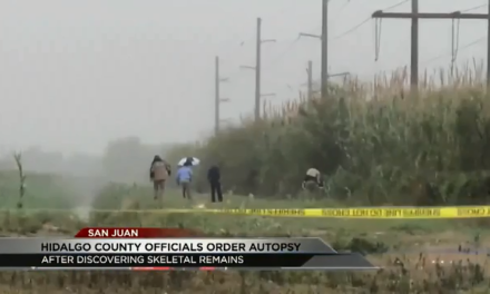 Skeletal Remains Discovered In San Juan