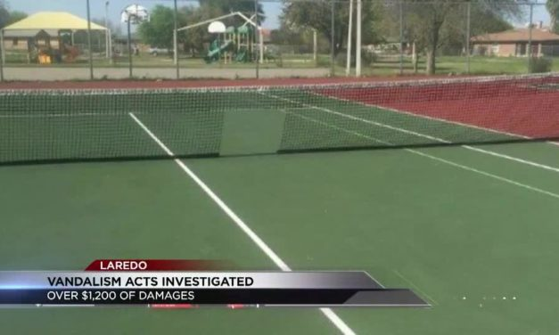 Acts of Vandalism Found In Different Laredo Parks