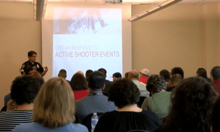 Medical Center Staff Trains For Active Shooter Situation