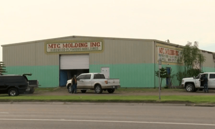 Human Remains Found Inside Pharr Business