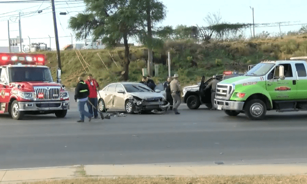 20-Year-Old Woman Arrested Following Police Chase And Crash
