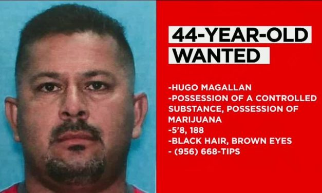Do You Recognize Him? 44-Year-Old Wanted In Hidalgo County