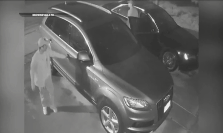Can You Identify Them? Suspects Wanted For Vehicle Burglary