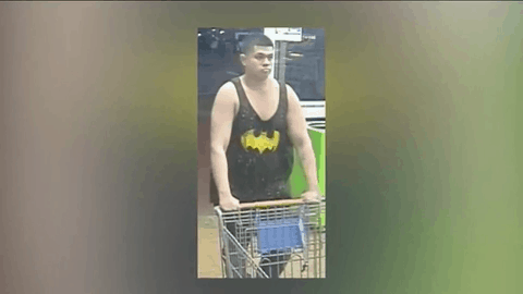 Person Of Interest Wanted In Theft Case