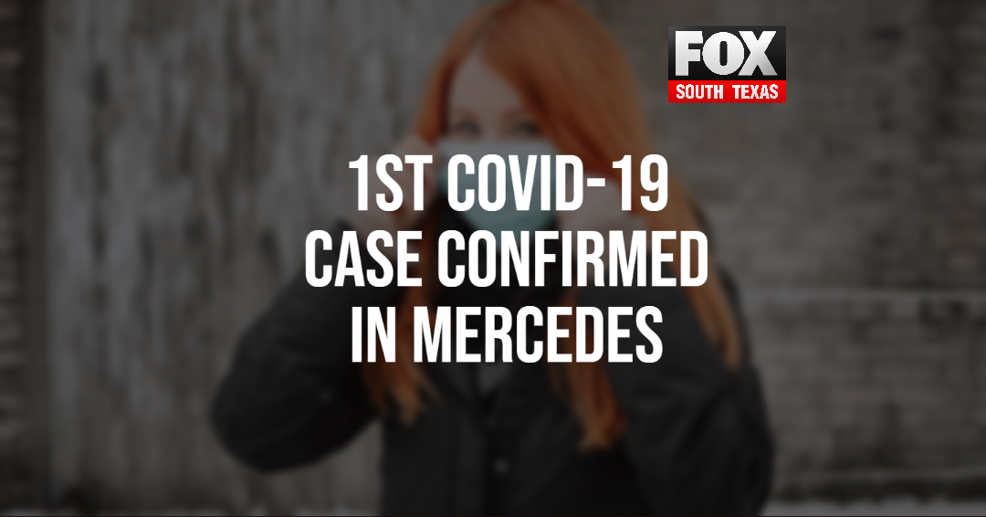 1st COVID-19 Case Confirmed in Mercedes