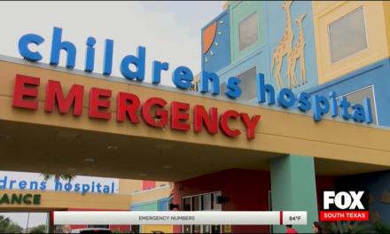 Edinburg C.I.S.D. Donates Medical Supplies To Local Hospital