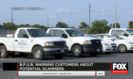 B.P.U.B. Warning Customers About Potential Scammers