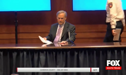 Governor Greg Abbott Announces $50 Million To Small Businesses