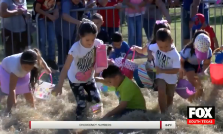 Laredo Officials Ask The Community To Avoid Large Easter Gatherings