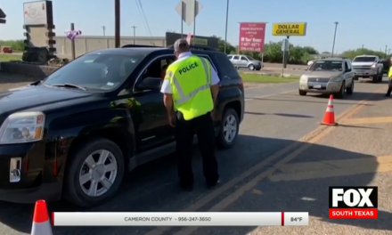 Checkpoints Implemented To Enforce Stay-At-Home Orders