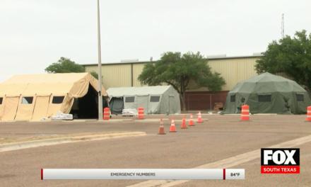 More COVID-19 Testing Sites Pop Up in Laredo