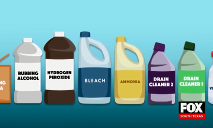 Mixing Certain Cleaning Products Could Be Deadly