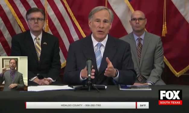 Gov. Abbott Announces Phase One of Reopening Texas
