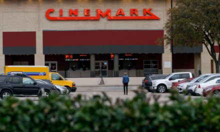 Cinemark Will Not Open  Their Doors To The Public