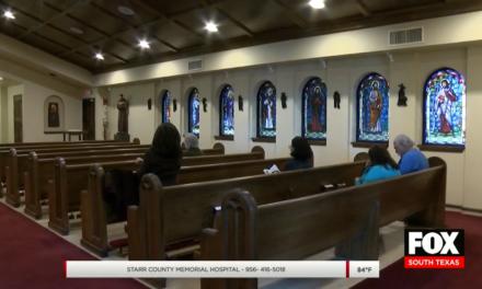 R.G.V. Churches and Chapels May Reopen at Less Than 50% Capacity
