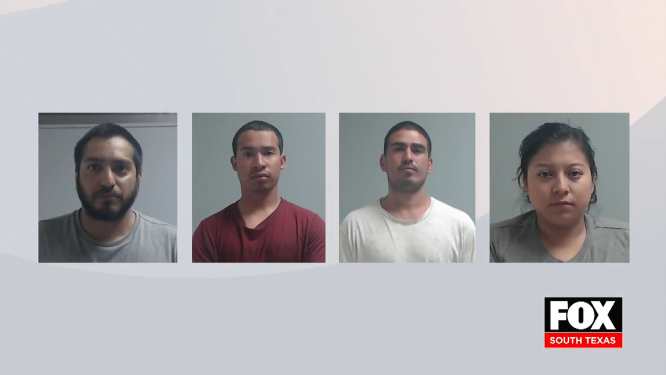 Four People Charged With Aggravated Kidnapping