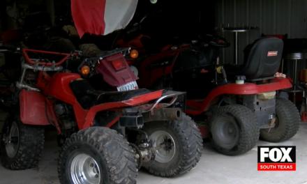 ATV Crashes Spike in Recent Months