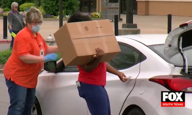 Organizations Work to End Child Hunger in South Texas