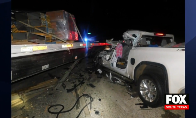 Two-Vehicle Crash Leaves One Dead, Four in the Hospital