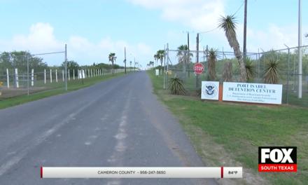 COVID-19 Cases Quadruple at the Port Isabel Detention Center