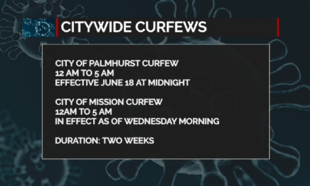 Curfew Reinstated in the City of Palmhurst