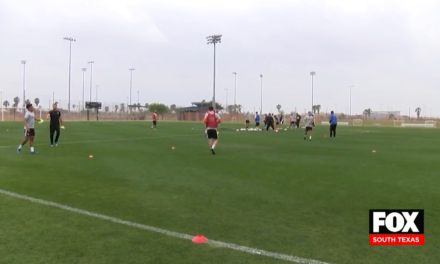 RGV FC Toros Are in El Paso Ahead Of Their First Match in the Return of the USL Championship