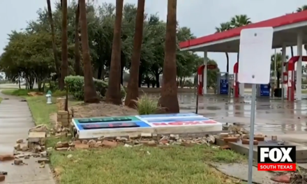 County Officials Assessing Damage Cause By Hurricane Hanna