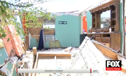 Family Loses Home and Personal Belongings During Hurricane Hanna