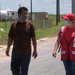 Family Affected by Hurricane Hanna Joins Red Cross Relief Efforts