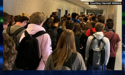 Georgia Student Who Posted Photo Of A Crowded School Hallway Is No Longer Suspended